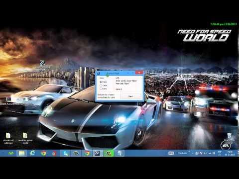 Como Ganar Dinero En Need For Speed World (FUNCIONA)