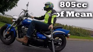 8. Watch this before you Buy a Suzuki M50