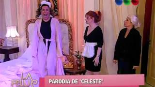 "Video El regreso de Сeleste - Andrea Del Boca en ""La Pelu"", octubre 2012 MP3, 3GP, MP4, WEBM, AVI, FLV Juli 2018"