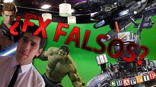 Nonton ¿Por qué a veces los FX digitales y el CGI se ven