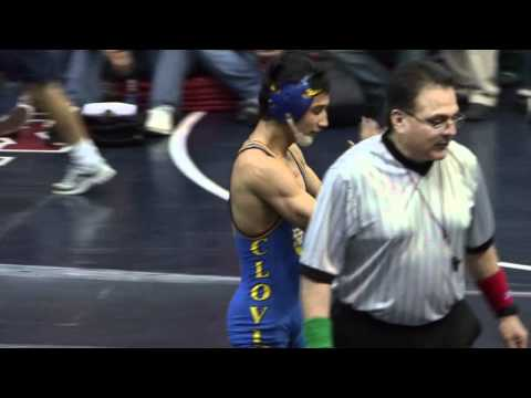 2011 Clovis Wrestling Highlights - Winners
