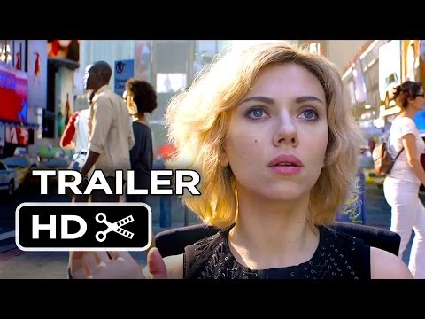 Lucy TRAILER 1 (2014) - Luc Besson, Scarlett Johansson Movie