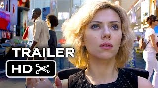 Lucy TRAILER 1 (2014) - Luc Besson, Scarlett Johansson Movie HD - YouTube