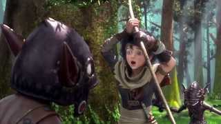 Nonton Dragon Nest  Warriors  Dawn   Trailer Film Subtitle Indonesia Streaming Movie Download