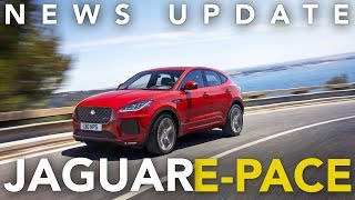 This week in our news roundup, the 2018 Jaguar E-Pace compact crossover debuts, the first Tesla Model 3 rolls off the production line, the Hyundai i30 N hot hatch debuts, the 2018 Audi A8 debuts, more information was revealed about the Aston Martin Valkyrie and more. The Volkswagen Touareg and Hyundai Azera were also discontinued.Subscribehttp://www.youtube.com/subscription_center?add_user=AutoGuideVideoYouTube - http://www.youtube.com/user/AutoguideVideoFacebook - http://facebook.com/AutoGuideTwitter - http://twitter.com/AutoGuideGoogle+ - http://goo.gl/LBxsPWeb - http://www.AutoGuide.comAutoGuide reviews the latest new cars with test drives, car comparisons and shootouts plus coverage of breaking auto industry news, auto shows, rumors and spy photos. Help shop for your new car with informative car buying tips and car recall news, and be entertained with feature stories, Top 10s and car review videos.