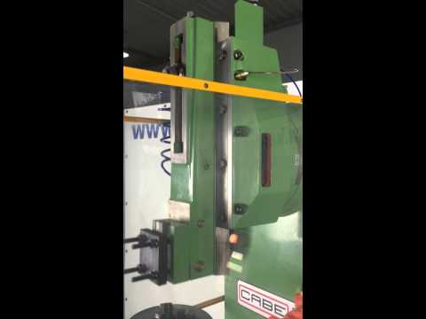 Vertical Slotting Machine CABE 200 ST 1997