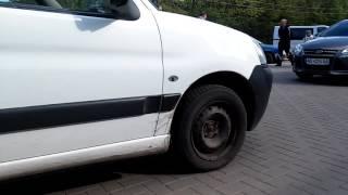 видео авто Peugeot Partner в кредит