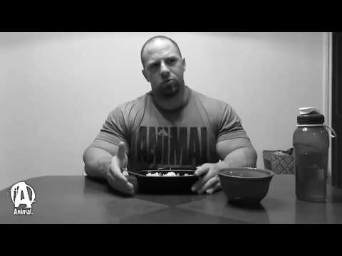 The Animal Underground: John Jewett's Post Workout Nutrition