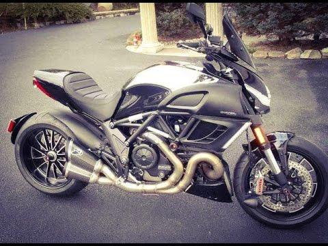 Mencoba Ducati Diavel 1198 (Short Ride)
