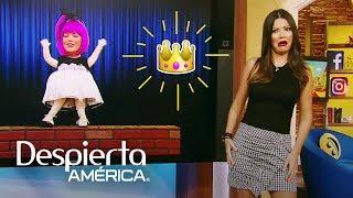 La traviesa Fresita está decidida a arrebatarle a Ana Patricia la tan anhelada corona de 'reina de los chistes', por eso hoy llegó demostrando quién es la más cómica.SUSCRÍBETEhttp://bit.ly/20L91KL Síguenos enTwitterhttps://twitter.com/DespiertaAmericFacebookhttp://facebook.com/despiertamericaVisita el sitio oficialhttp://www.univision.com/shows/despierta-america/inicio En Despierta América encontrarás, tips de belleza, recetas, invitados famosos, entrevistas exclusivas , noticias, rutinas para ponerte en forma y  mucha diversión. Karla Martínez, Alan Tacher, Satcha Pretto, Johnny Lozada, Ana Patricia y Francisca te esperan todos los días de Lunes a Viernes 7AM/6C por Univision