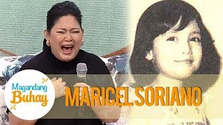 Video Magandang Buhay: Maricel funnily shares about her childhood MP3, 3GP, MP4, WEBM, AVI, FLV Maret 2019