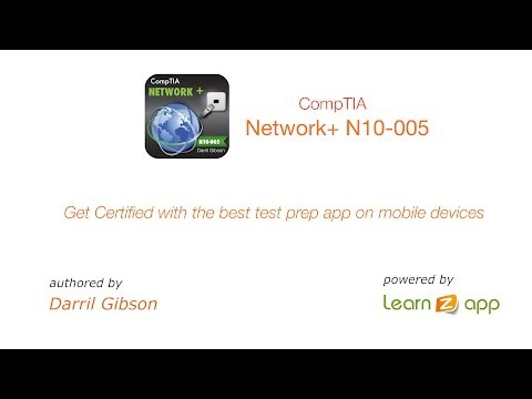 Video of CompTIA Network+ N10-005 Prep