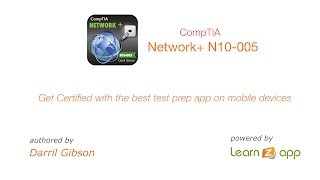 CompTIA Network+ N10-006 Prep YouTube video