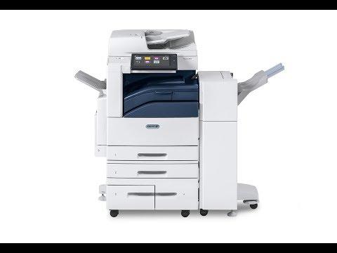 Xerox AltaLink C8000 Series