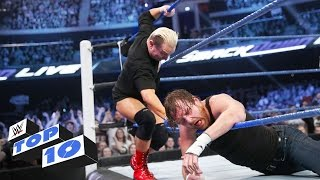 Nonton Top 10 SmackDown LIVE moments: WWE Top 10, Nov. 8, 2016 Film Subtitle Indonesia Streaming Movie Download