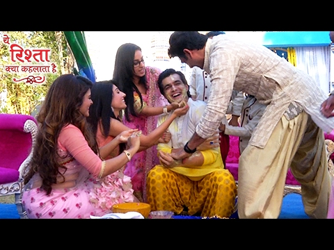 Haldi Ceremony At Singhania House | ये रि�