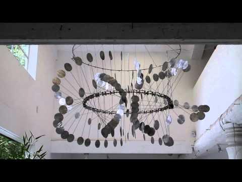 Удивительные кинетические скульптуры, движущие силой ветра / Anthony Howe