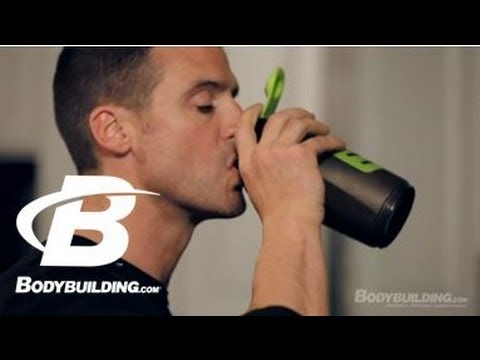 Cory Gregory's Training & Fitness Program – Bodybuilding.com