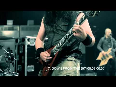 Trivium - Down From The Sky (2011) (HD 720p)