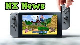 Nintendo Switch - Minecraft Possibility? & Command Block News