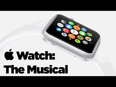 Apple Watch: The Musical ♫ | Song A Day #2078