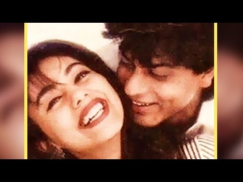 Never Seen Before Shah Rukh Khan - Gauri Khan Roma