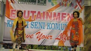 A documentary of transgender show a traditional dance in Pati Regency, Central Java, Indonesia. #Survivor Transgender