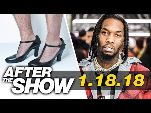 Offset's Apology & Natalia and Ayyde Compare Their Hairy Legs