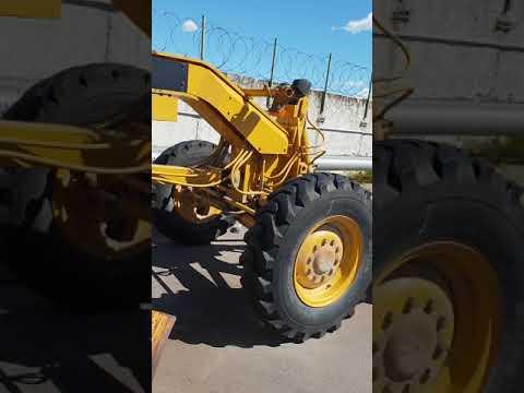 CATERPILLAR MOTONIVELADORAS 120H equipment video MW3TtLvT-4E