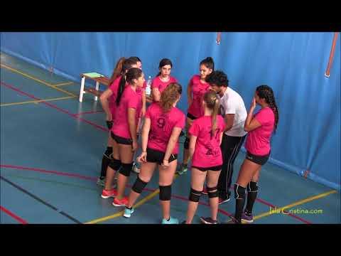 Video: Voleibol Isla Cristina Vic - San Juan