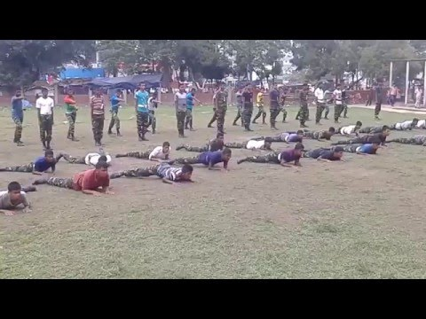 Video BNCC _ Un Armed Combat Training download in MP3, 3GP, MP4, WEBM, AVI, FLV January 2017