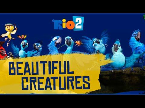 Beautiful Creatures - from RIO 2   Barbatuques