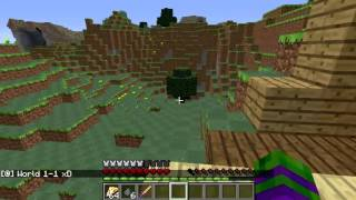 Super Minecraft Bros Epic Jump Map - JUMP FOOL!!!