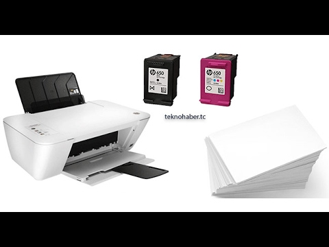 Printer Fotokopi Ve Yazdırma İşleminde Neden Boş Kağıt Veriyor