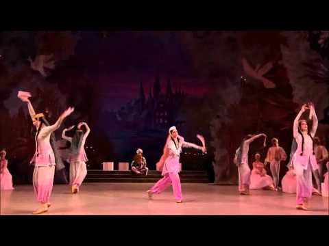 Tchaikovsky   The Nutcracker 5  Danza araba   Allegro sol minore