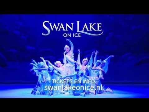Swan Lake On Ice in Apeldoorn