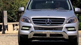 2012 Mercedes ML-350 4MATIC [1080 Hd]