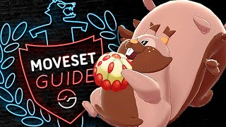 How to use GREEDENT! Greedent Moveset Guide! Pokemon Sword and Shield! ⚔️🛡️ by PokeaimMD