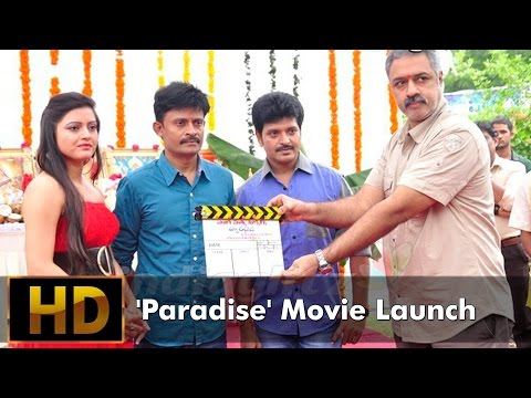 Paradise Movie Launch