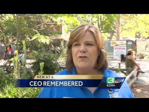 Sac Zoo director dies from aneurysm, heart attack