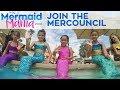 Apply to The MerCouncil | Mermaid Mania 2018 | Fin Fun Mermaid Tails