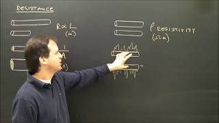 Simple Electricity Calculations Resistance Introduction Part 6