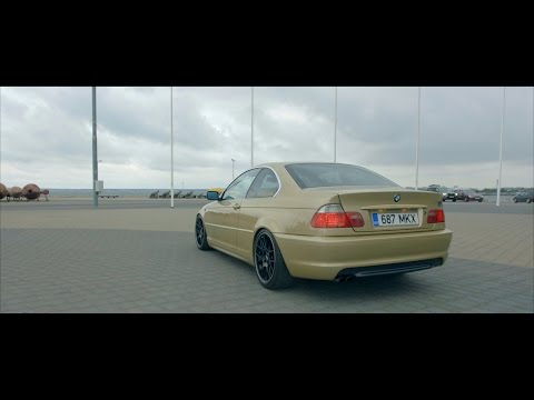 Low, Gold and BBS's | 2003 E46 Coupe