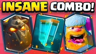 UNSTOPPABLE CLONE LADDER DECK (5,000+ Trophies) Clash Royale Pushing!