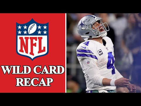 Video: NFL Wild Card Weekend Recap: Top storylines and takeaways | NBC Sports