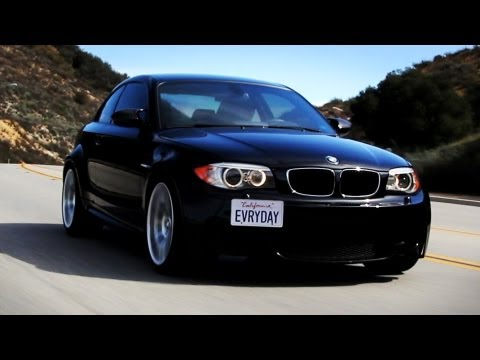 BMW 1M Coupe Review (M3 Fighters Pt.2) - Everyday Driver (видео)