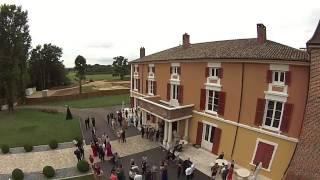 Vonnas France  City pictures : ACTUA DRONE et Mariage chez Georges Blanc. Vonnas. Château d'Epeyssoles