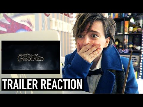 Fantastic Beasts: The Crimes of Grindelwald Teaser Trailer Reaction and Breakdown