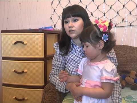 Четырехлетняя Есения Фадеева вновь нуждается в помощи