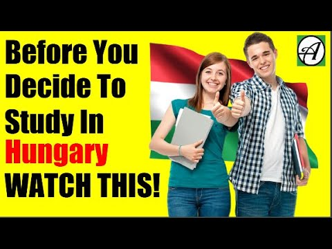 25 Things You Did Not Know About Studying In Hungary